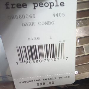 """Free People Sweaters - Free People """"At the Lodge"""" tee"""